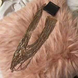 Brand new with tags Bebe necklace